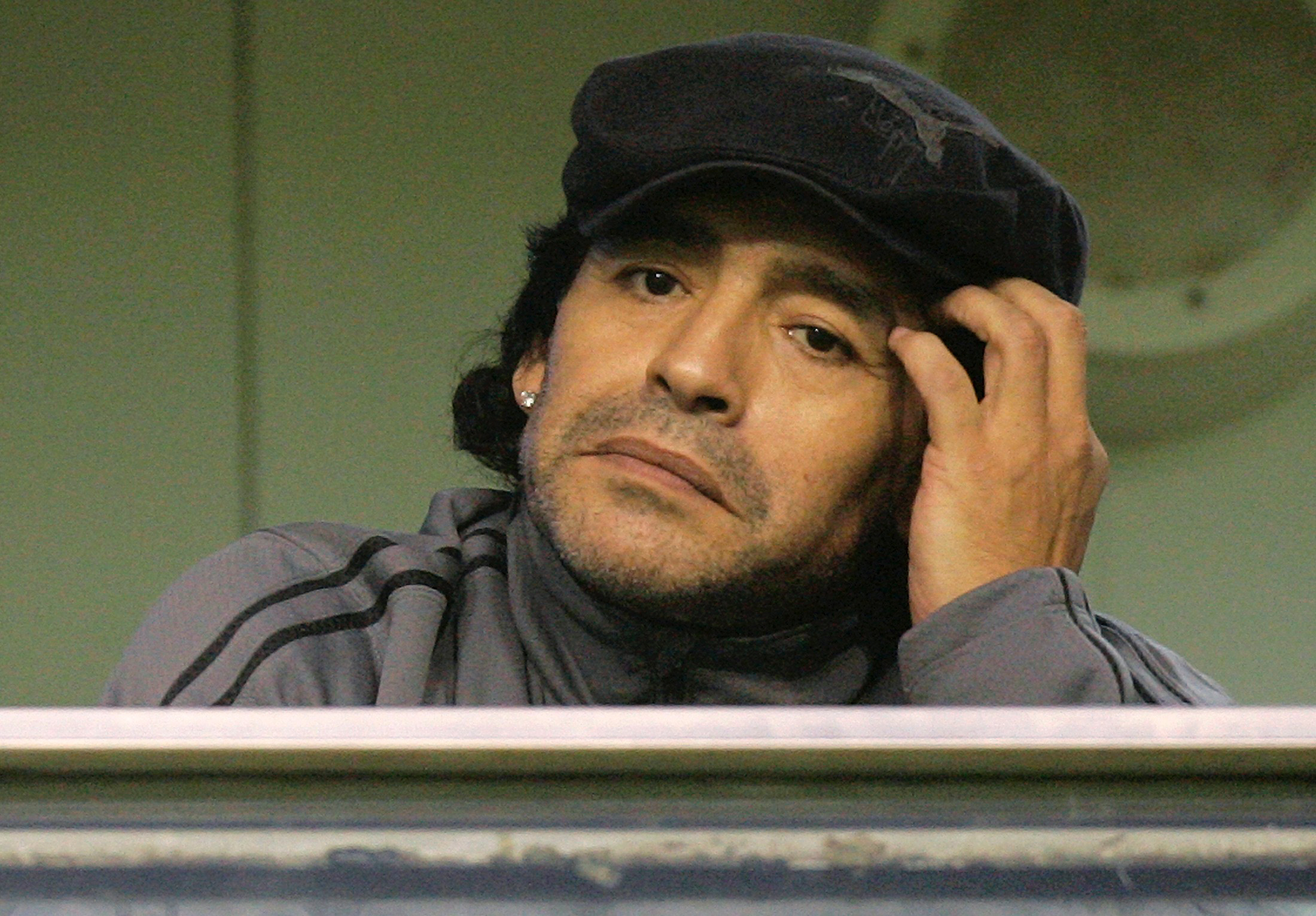 """Maradona: """"Lloré mucho cuando me enteré de la muerte de Sandro"""""""