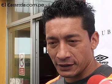 """Carlos Galván le echa flores al refuerzo de la 'U': """"Es un tipo fuerte y potente"""""""