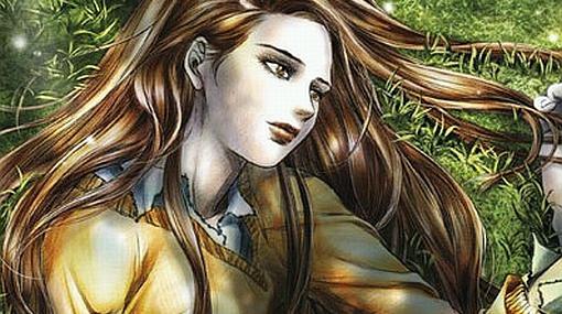 El cómic de 'Crepúsculo' saldrá a la venta en marzo