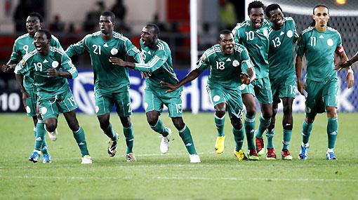 Tres mundialistas con vida en la Copa Africana de Naciones