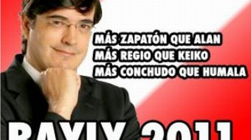 En Facebook y Twitter apoyan candidatura a la presidencia de Jaime Bayly