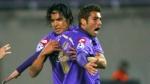Compañero de Juan Vargas en la Fiorentina dio positivo por consumo de estimulante - Noticias de adrian mutu