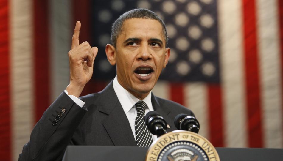 """Hincha de """"Lost"""": Obama adelantó discurso para ver su serie favorita"""