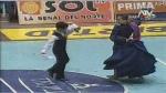 Claudia Donet no bailó en exhibición de ganadores del concurso de marinera - Noticias de concurso nacional de marinera