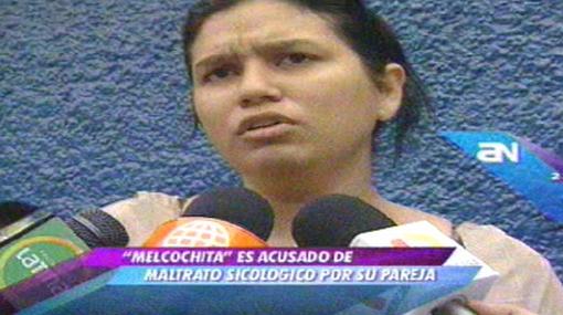 'Melcochita' echó de su casa a su pareja y a su hija