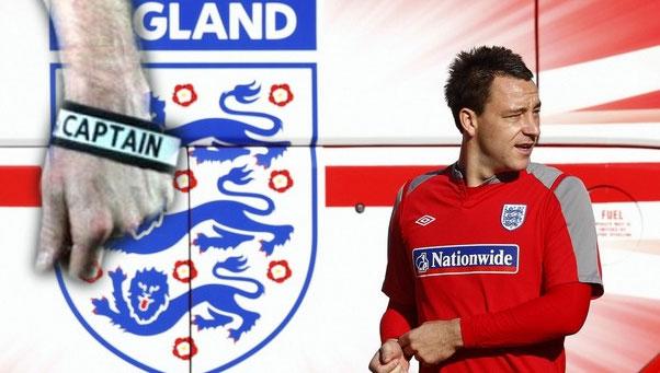 John Terry perdió la cinta de capitán de Inglaterra por escándalo sexual