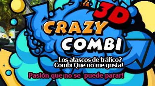 Crazy Combi en 3D ya se puede descargar gratis