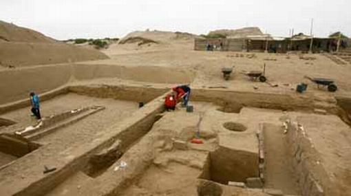 National Geographic prepara documental sobre el templo de Naylamp para la TV