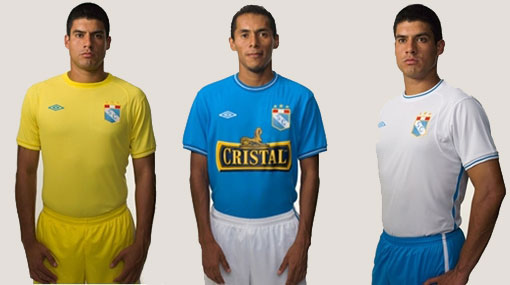 Conozca la nueva camiseta de Sporting Cristal