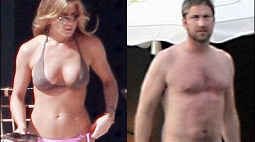 Así celebró Jennifer Aniston sus 41 años