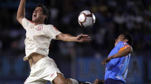 Galería: victoria de Universitario en Santa Cruz