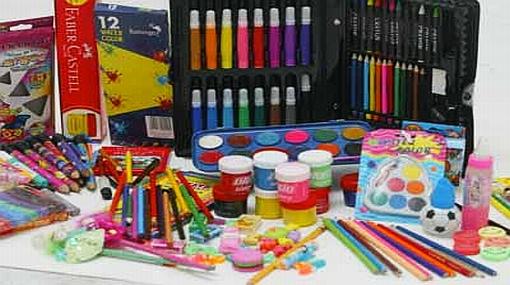 Ahorre hasta 25% en la compra de útiles escolares
