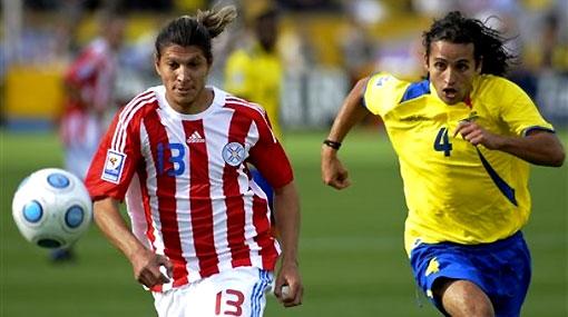 Enrique Vera, un fijo de Paraguay que estuvo a punto de jugar por Ecuador