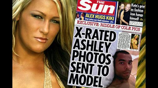 Tremendo 'jugador': Ashley Cole engañó a su esposa al menos con cuatro mujeres