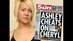 Tremendo 'jugador': Ashley Cole engañó a su esposa al menos con cuatro mujeres - Noticias de cheryl ann