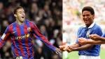 Thiago, el hijo del campeón del mundo Mazinho, brilla con el Barcelona - Noticias de erika zielinski