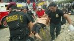 Irresponsable: Chofer no respetó señal de no adelantarse y ocasionó fatal accidente en La Libertad - Noticias de leonidas caceres