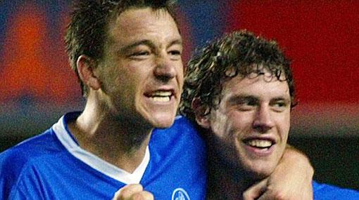 John Terry jugará en la selección inglesa con el hombre al que le quitó la mujer