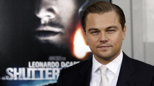 Leonardo DiCaprio es un nieto devoto
