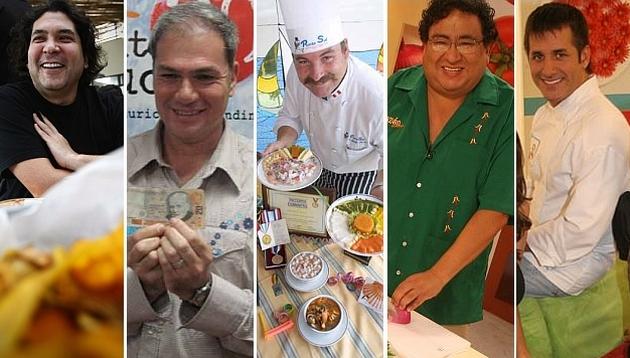 El boom de la gastronomía peruana en la televisión