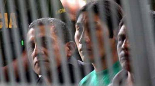 INPE otorgó permiso a Antauro Humala para asistir al velorio de su hijo mayor
