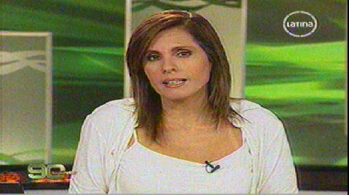 Claudia Cisneros mantuvo silencio tras amenazar con renunciar a Frecuencia Latina