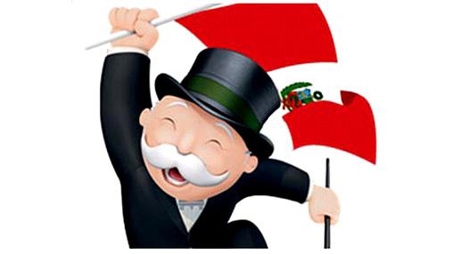 El famoso juego Monopolio incluirá imágenes de nuestros principales destinos turísticos