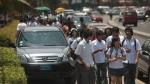 Se acabaron las vacaciones: retorno a clases se da en medio del caos vehicular - Noticias de lourdes pinillos