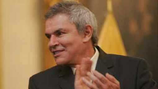 """Castañeda Lossio: """"Algunos (candidatos) creen que van a ser ministros del Interior"""""""