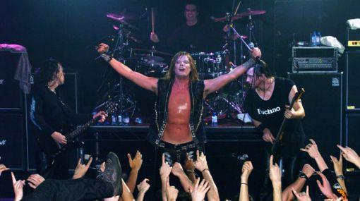 El telonero de Gun's N Roses en Lima será nada menos que Sebastian Bach