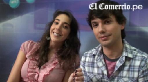 """Bruno y Chiara Pinasco listos para arrancar con """"Tec"""" este domingo"""