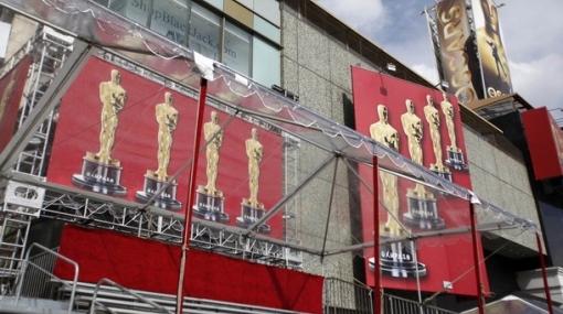 elcomercio.pe en los Óscar: Hollywood ya es una fiesta