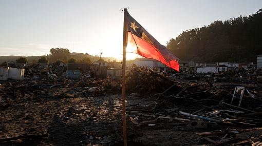 """""""03:34"""", la cinta que recordará el devastador terremoto que sacudió Chile"""
