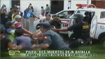 Violencia en Piura: protesta de comerciantes causó la muerte de dos personas - Noticias de mónica naranjo