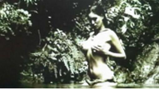 Tilsa Lozano en candentes escenas al desnudo en serie de Playboy TV
