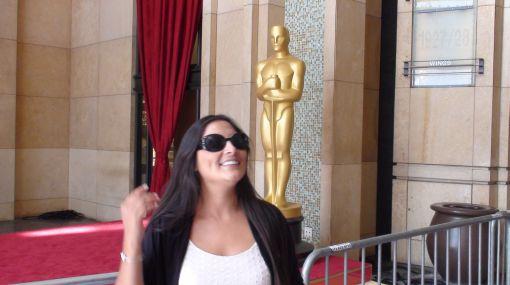 """Magaly Solier: """"Ojalá ganemos el Óscar el domingo"""""""