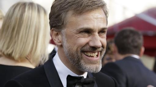 Christoph Waltz cumple los pronósticos con el Óscar al mejor actor de reparto