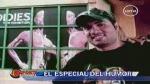 """Jorge Benavides a un mes de la muerte de su hermano Christian: """"Lo recuerdo con sonrisas"""" - Noticias de christian benavides"""