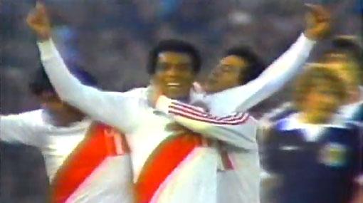 La camiseta de Perú en Argentina 78 es la mejor de todos los mundiales