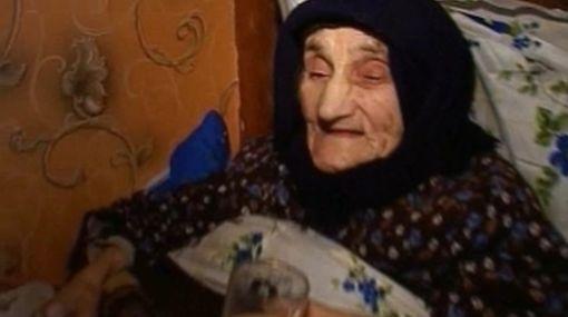La mujer más anciana del mundo tiene 130 años y le gusta el vodka