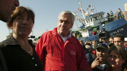 Piñera se fija 60 días para restablecer educación, salud y vialidad en Chile