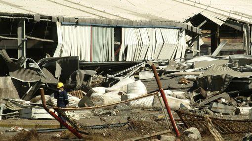 Daños del terremoto en Chile en infraestructura suman ya 1.460 millones de dólares