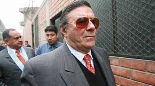 Esperan documentación peruana para formalizar la detención de Crousillat