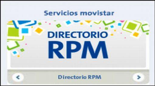 Usted ya puede saber si sus contactos de Movistar tienen RPM