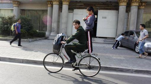 ¿Las bicicletas se extinguen en China?