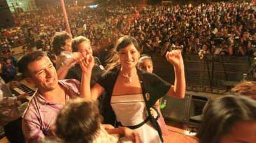 Claudia Llosa y Magaly Solier cumplieron: volvieron a Manchay