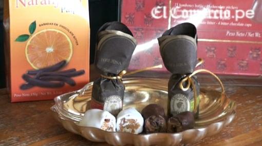 Dulces delicias iqueñas: Tejas, chocotejas y galletas paciencia