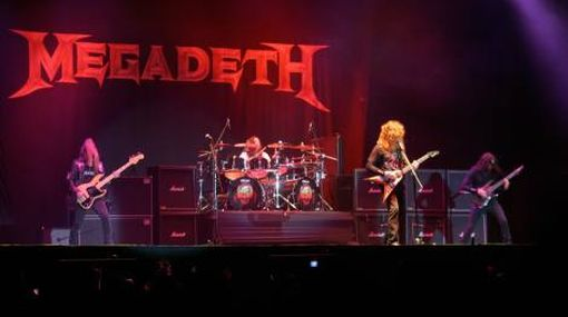 Megadeth regresa a Lima este 2 de mayo: hoy salieron a la venta las entradas