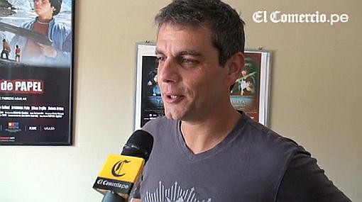 Fabrizio Aguilar quiere a Magaly Solier para uno de sus próximos filmes
