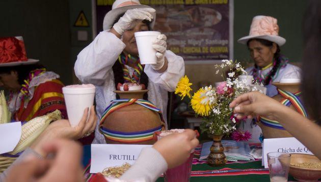 Cinco mil personas disfrutaron de Perú, Mucho Gusto en Cusco